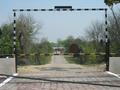 #9: Railroad crossing between highway and confluence