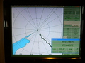 #7: Zig zag course can be seen also on a low scale nautical chart