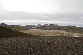 #1: General area - looking at Landmannalaugar