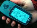 #2: GPS reading: We got to the exact location