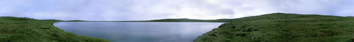 #1: A panoramic view from the confluence point
