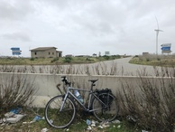 #9: Bicycle Parking near the Confluence