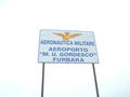 #9: Nearby Italian Air Force base