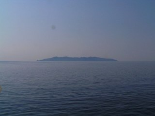 #1: Isola Capraia seen from East