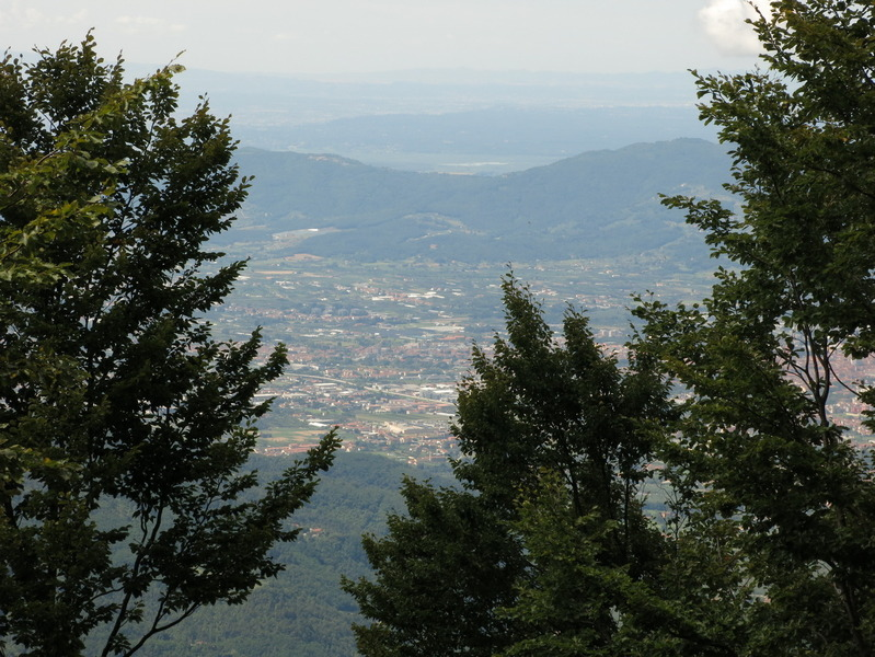 View to Pistoia