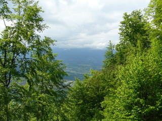 #1: View north: Piave valley