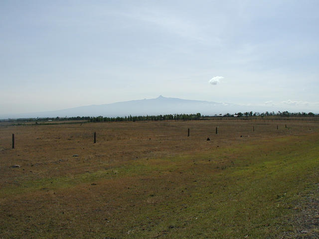 What Mt. Kenya should look like from Confluence