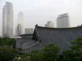 #7: Seoul Skyline / Temple roofs