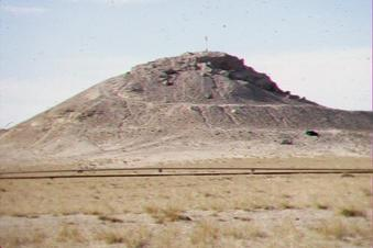 #1: Wāra Hill, Burgan Oilfied, Southeast Kuwait