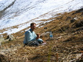 #4: Picnic with Bread exactly at the Confluence