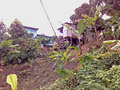 #4: Houses dug into the steep hills