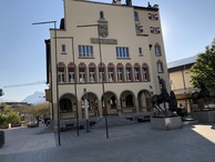 #10: The Nerby City Hall of Vaduz