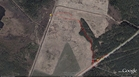 #10: My track on the satellite image (© Google Earth 2010)