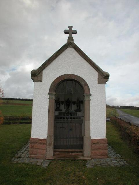 The chappel / Die Kappelle
