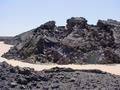 #7: Lava flow 25 kilometers south of 28N 18E
