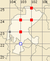 Zacatecas map