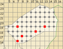 Agadez map