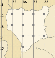 Niassa map