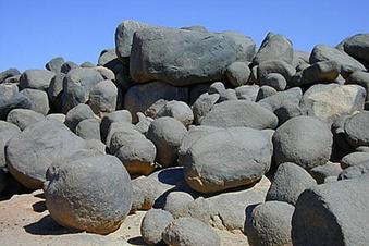 #1: Rocks at the Confluence