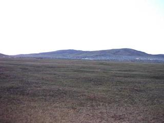 #1: General view - North towards Erdenet city