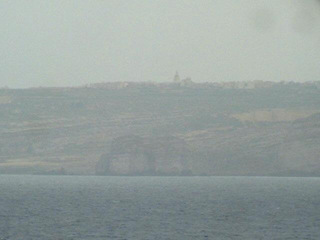 The cathedral of Gharb