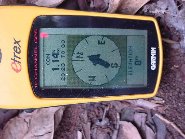GPS Elevation Pic