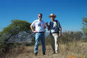 #4: Ed and Antonio Standing in the Cowfluence
