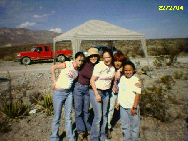 Girls (explorers and basecamp)