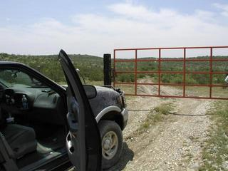 #1: This is the gate that stopped us