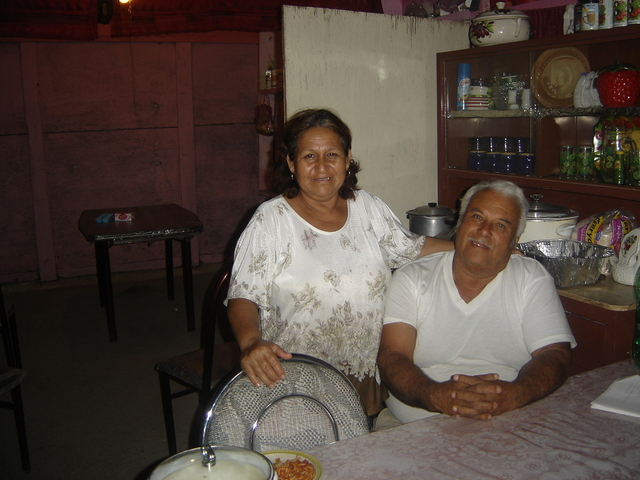 Juez Gumercindo and his wife Ma. Cruz who, after the confluence effort, prepared me huevos rancheros, tortillas de harina and delicious coffee. Their hospitality alone made the trip worth taking.