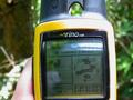 #2: Our GPS final coordinance reading