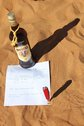 #9: Message in an Amarula bottle