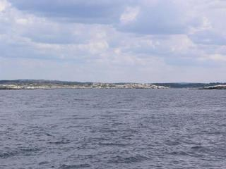 #1: View east, towards Fløysholmen