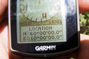 #5: The reading of the Garmin etrex summit.