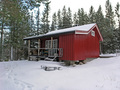 #4: Cabin about a km from the point