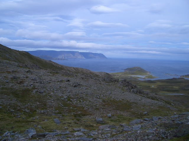 View to the North
