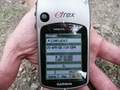 #13: Thank you to GPS central for the GPS! GPS showing 39km from confluence (37 our actual closest).