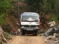 #2: A stop on the bus ride to Darchula