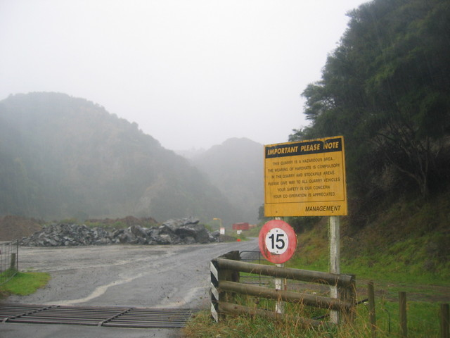 The Gate in 960m distance