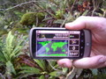 #4: Picture of the GPS showing a very close location.  Accuracy was 16 m for this value and 12 m later