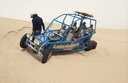 #7: Mario unsticks the dune buggy (one of several instances)