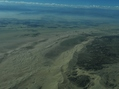 #9: Looking toward 14S 76W while on a sightseeing flight to the Nazca Lines