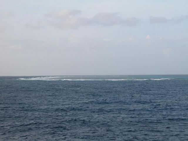 Reef to the South