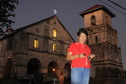 #7: Santah Fuentes at old Baclayon Church