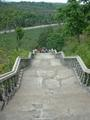 #9: The stairs. Taken at 2/3rd of the way to the peak