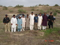 #6: Group at Confluence point pic was taken by Ahmed