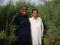 #7: Mr Kasim and Mr Bijarani at confluence point