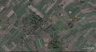 #7: My track on the satellite image - Summer view (© Google Earth 2009)