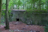 #6: A concrete fortification (dating from the early 20th Century) near the point