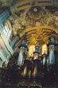 #10: Interior of the Święta Lipka basilica